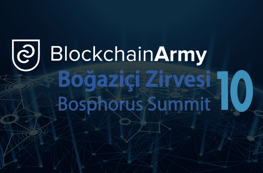 Blockchain on Financial Sector at Bosphorus Summit