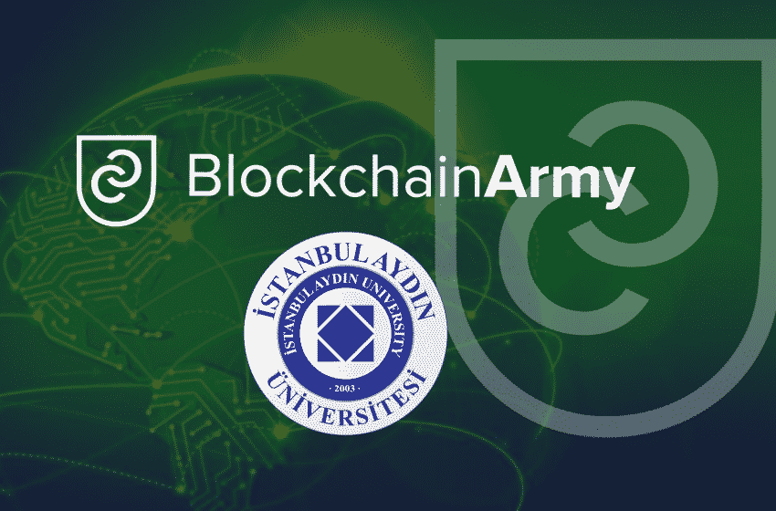 BlockchainArmy Chairman & Co-founder Erol User Speech at Aydin University