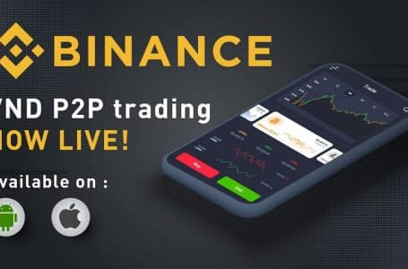 Binance Launches P2P Trading Services