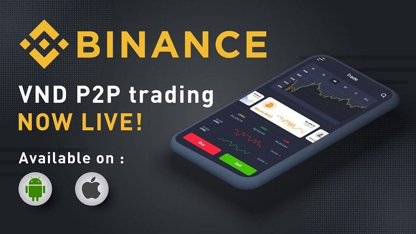 Binance Launches P2P Trading Services for Vietnamese Dong (VND)