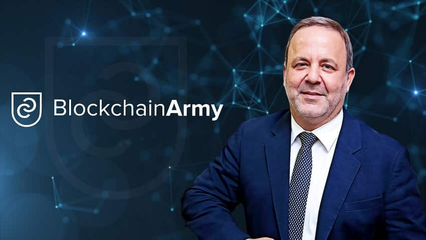 BlockchainArmy Chairman Explains Blockchain's Potential to Transform the Logistics & Supply Chain Industry