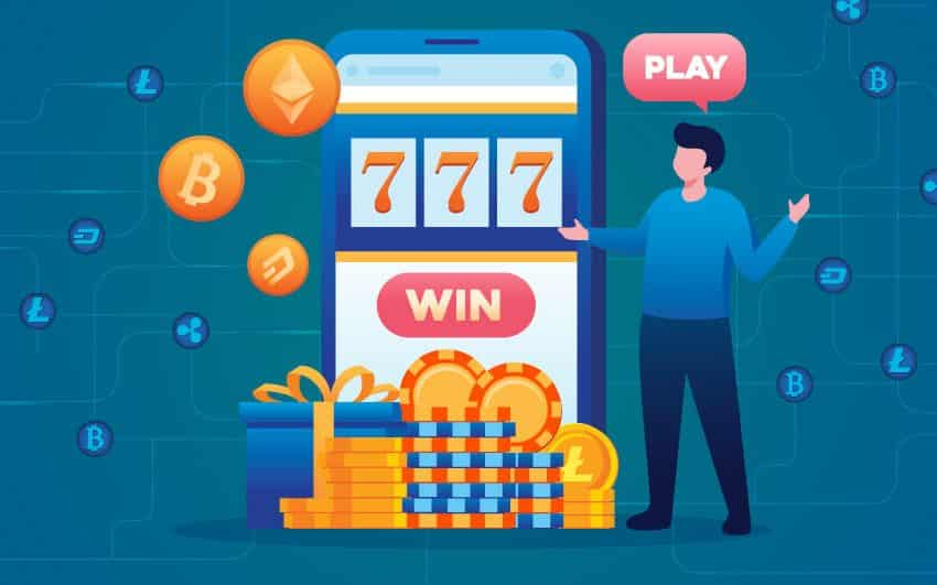 Online Gambling Industry is Entering into the Golden Era with the Help of Cryptocurrencies