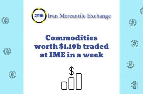 IME Witnesses $1.19 Billion in Commodities Trading