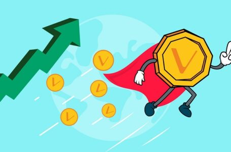 VeChain Hits Fresh ATH Above $0.030 in Today's Trading Session