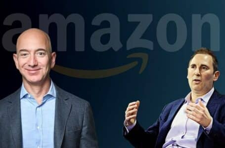 Jeff Bezos to Pass on Leadership to Andy Jassy