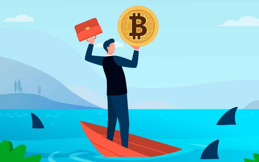 Risk Involved in Bitcoin