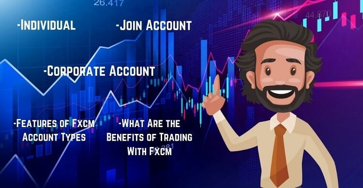Types of FXCM Accounts
